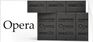 オアシス® Opera フローラルフォーム